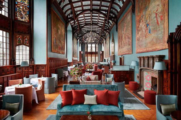 The Gallery, Adare Manor