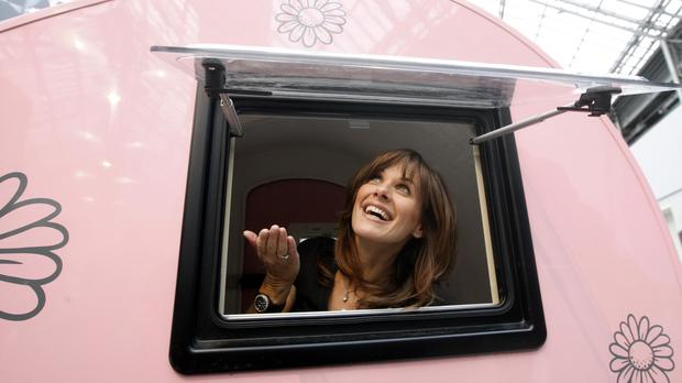 Former TV presenter Carol Smillie has become a Humanist celebrant (Anthony Devlin/PA)