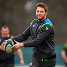Iain Henderson's season could be over. Photo: Sam Barnes/Sportsfile