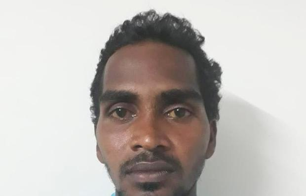 Umesh, pictured, and Udayan have been charged with the murder