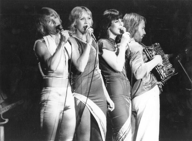 Winners take it all: ABBA on stage in 1979