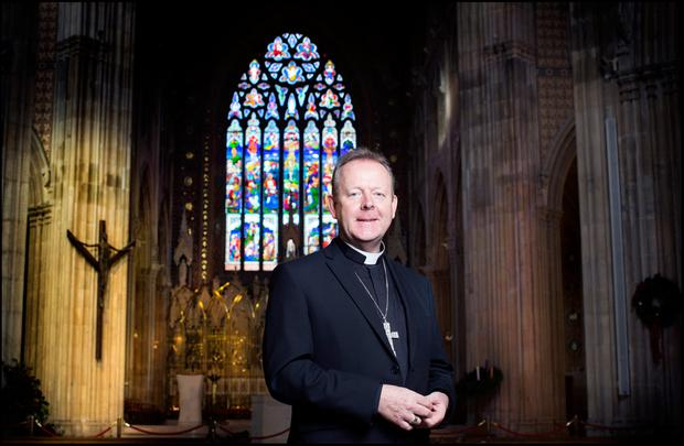 Archbishop Eamon Martin. Picture: David Conachy
