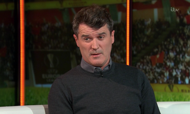 Roy Keane suggested the Arsenal players let manager Arsene Wenger down in their defeat against Atletico Madrid