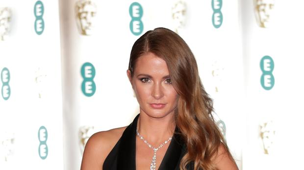 Millie Mackintosh has revealed she mediates to cope with anxiety.