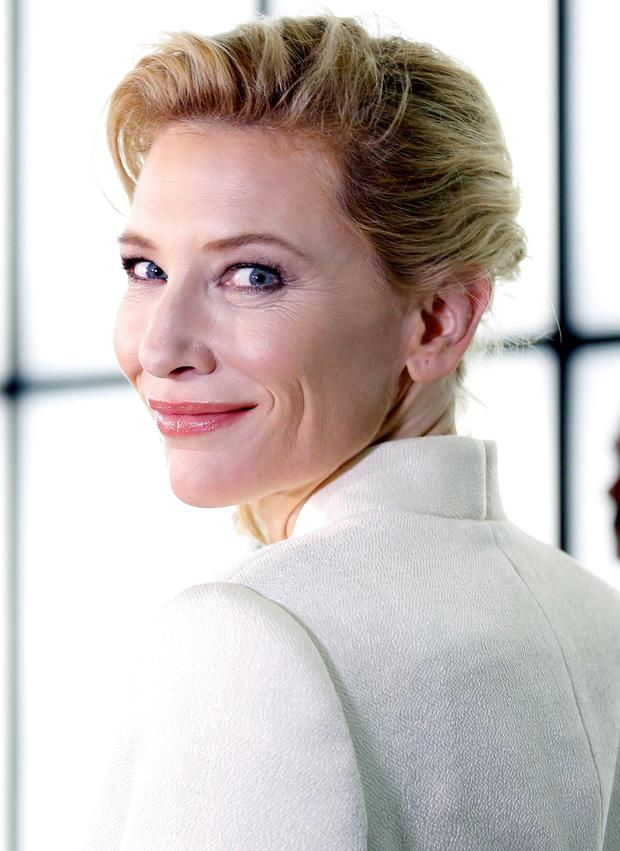 Cate Blanchett says she was 'preyed on' by Harvey Weinstein. Photo: Reuters