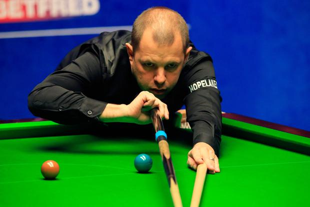 Barry Hawkins. Photo: Getty Images