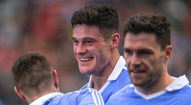 Diarmuid Connolly (centre)