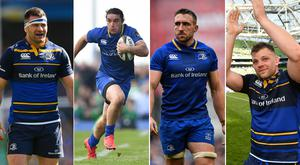 Victor Costello wants to see Fergus McFadden and Jordi Murphy start over James Lowe and Jack Conan