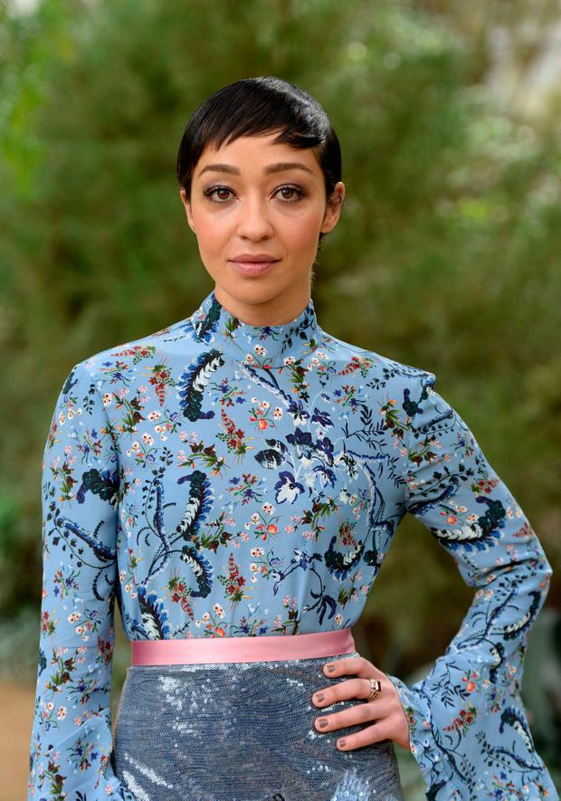Ruth Negga will be taking on the role of Hamlet at The Gate Theatre, Dublin. Photo: Getty