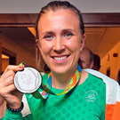 Irish Olympic sailor, Annalise Murphy. Photo: Collins Dublin.