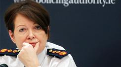 Five phones missing: Former Garda chief Nóirín O'Sullivan