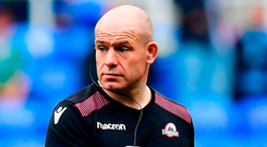 Edinburgh boss Richard Corkerill believes his team can give Munster a surprise. Photo: Alex Broadway/Getty Images