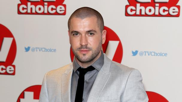 Shayne Ward plays Coronation Street's Aidan Connor, who will take his own life in an episode to air next week (Daniel Leal-Olivas/PA)