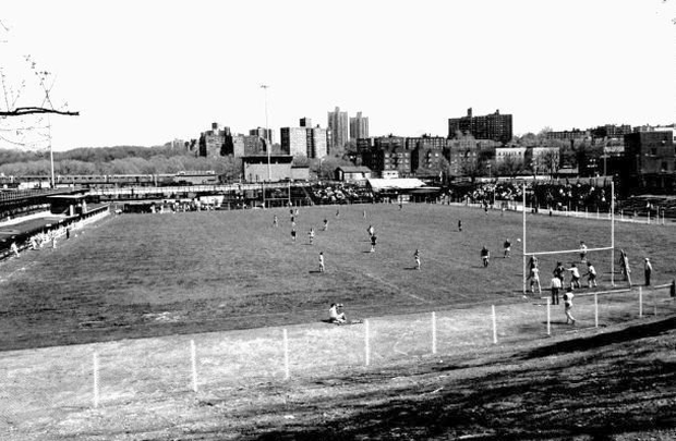 Gaelic Park, New York has a proud history