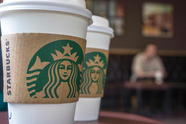 Nestlé, the world's largest coffee company, is close to a deal with Starbucks for the part of its business that sells bagged coffee and drinks in supermarkets, according to media reports yesterday. Photo: Getty
