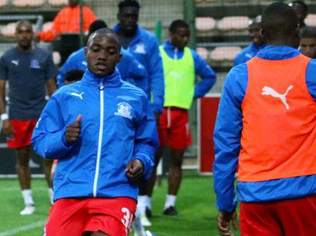 Lyunda Ntshangase died two months after being struck by lightning Pic: Maritzburg United