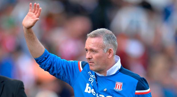 Paul Lambert leaves Stoke City by mutual consent despite suggesting he wanted to stay on