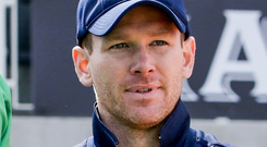 Eoin Morgan: Played 16 Tests for England between 2010 and 2012. Photo: Sportsfile