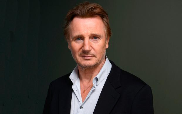 Liam Neeson: 'This is a moment when men in Ireland must actively participate'. Photo: Getty
