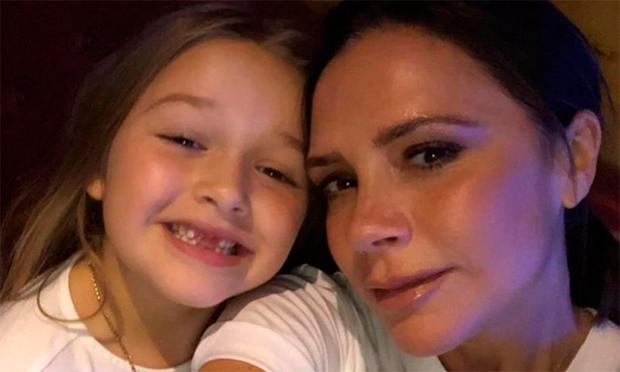 Harper Beckham channels Posh Spice 'Pob' with adorable new haircut
