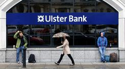 Recently, some customers of Ulster Bank found when they attempted to access their accounts online that their funds had disappeared. Salaries went missing, and many customers found they were unable to use their debit cards. Photo: PA