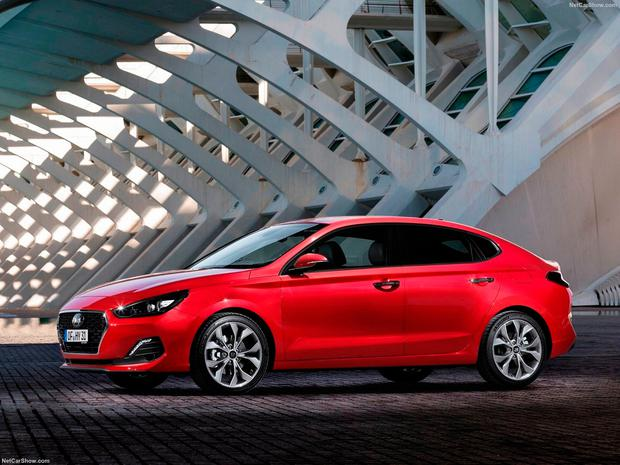 PERKY: Hyundai i30 Fastback marks a refreshingly different take on the family hatch