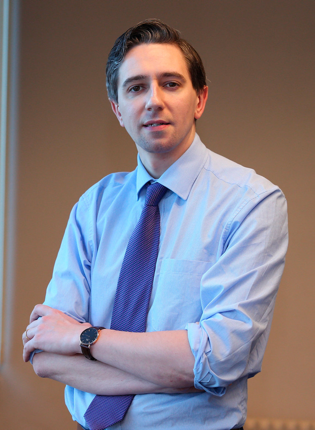 Simon Harris, TD, Minister for Health. Photo: Damien Eagers / INM