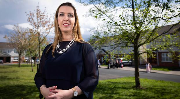 Vicky Phelan who received incorrect smear test results in 2011 and was subsequently diagnosed with cervical cancer in 2014. Photo: Fergal Phillips