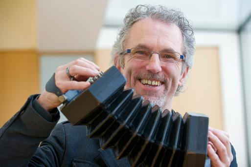 Virtuoso concertina player Noel Hill emerges as a man of unbreakable integrity. Photo: Andrew Downes