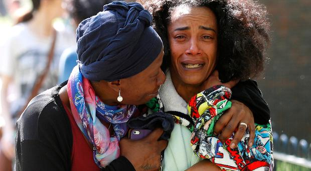 Devastated mother pleads for son's killing to be the last fatal shooting in 24-hour crime wave