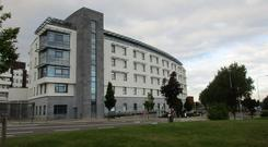 Cork University Hospital Photo: Geograph.ie