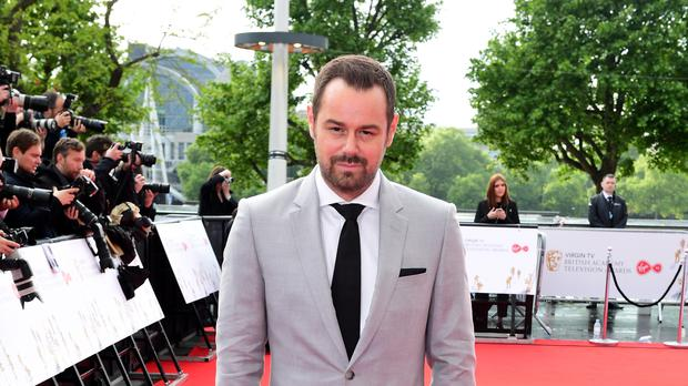 Danny Dyer plays pub landlord Mick Carter in EastEnders (Ian West/PA)
