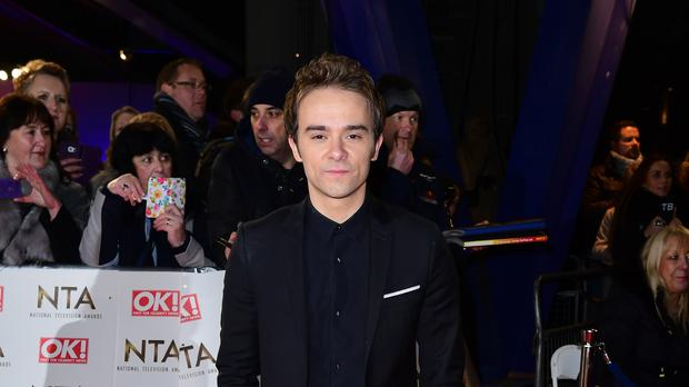 Jack P Shepherd plays David Platt (Ian West/PA)