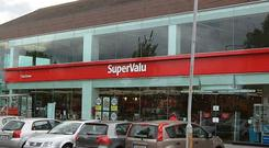 Supervalu has pipped Dunnes Stores and Tesco for the top spot as Ireland's biggest grocery retailer