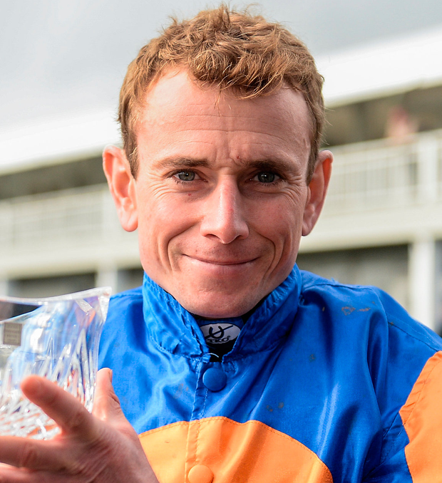 Moore: Hoping for success at Chester. Photo: Sportsfile
