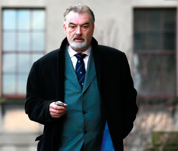 Ian Bailey. Picture: Collins