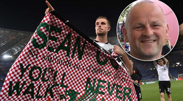Liverpool supporter Sean Cox remains in critical condition, family confirm