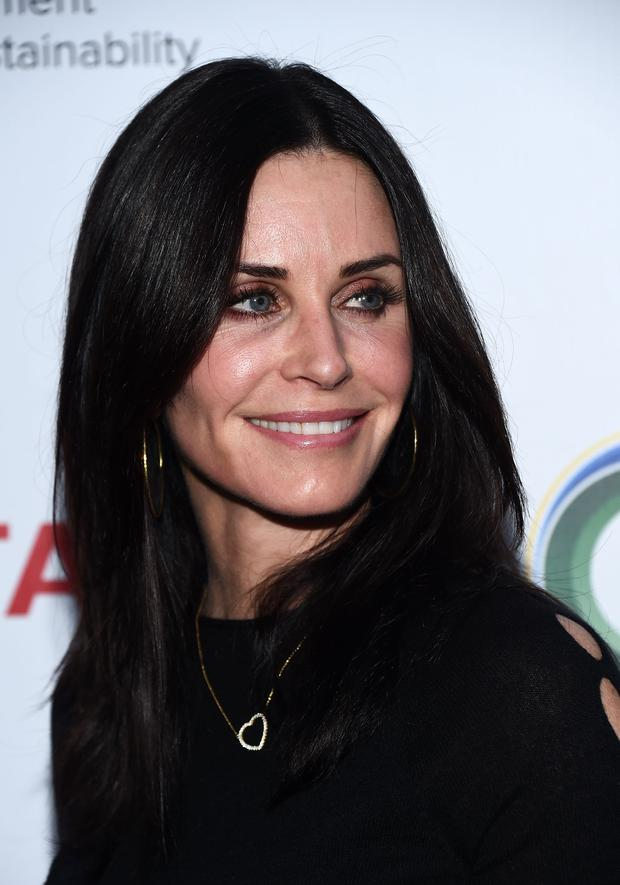 Actress Courteney Cox is supporting the Repeal the Eight campaign