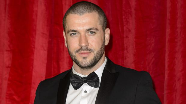 Shayne Ward has left Coronation Street (Matt Crossick/PA)