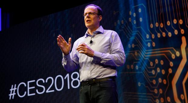 Dell chief is mapping out best route to firm's future success