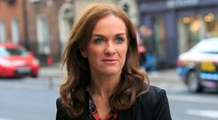 Master of Holles Street, Dr Rhona Mahony. Photo: Gareth Chaney, Collins