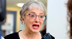 The organisation saw some €1m state funding suspended in April by Children's Minister Katherine Zappone. Photo: Frank McGrath