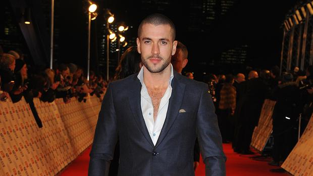 Shayne Ward has urged people to talk about their problems (PA)