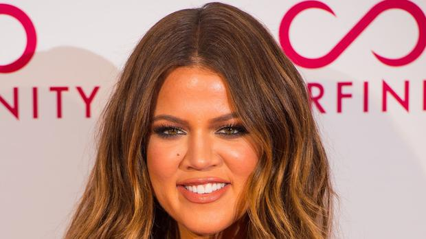 Khloe Kardashian has posted an adorable tribute to her daughter (Dominic Lipinski/PA)