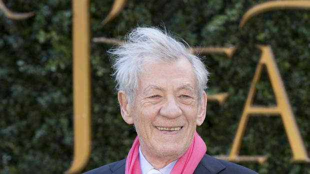 Sir Ian Mckellen turned down a part in A Very English Scandal.