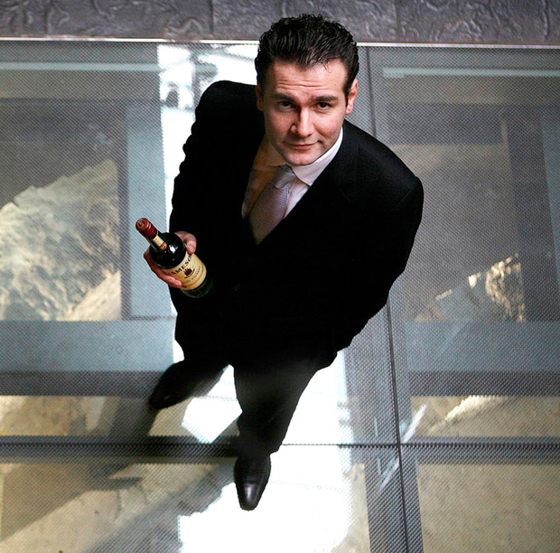 Pernod Ricard boss Alexandre Ricard Photo: Christopher Bellew/Fennells
