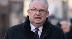 Health Service Executive chief Tony O'Brien has stepped down amid the deepening controversy (Niall Carson/PA)