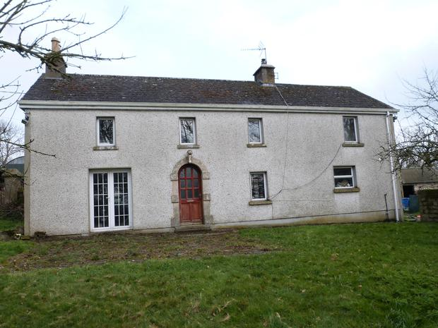 The residential farm is coming for sale with a guide price of €1.5m or €10,000/ac.