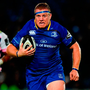 THROWING DOWN: Leinster hooker Seán Cronin. Photo: Ramsey Cardy/Sportsfile