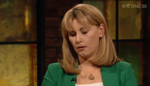 Emma Mhic Mhathúna Credit: The Late Late Show